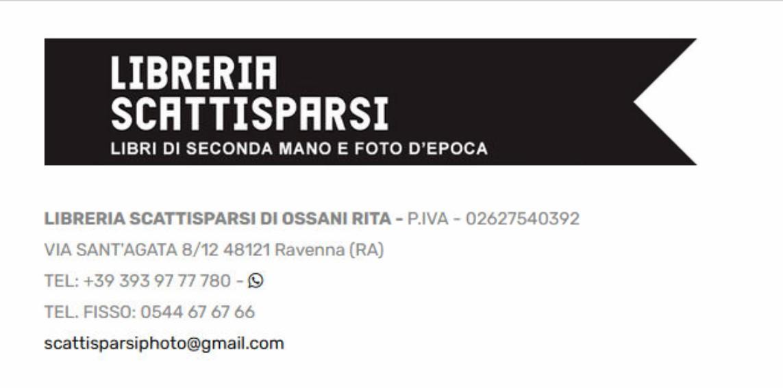 Libreria Scattisparsi Ravenna